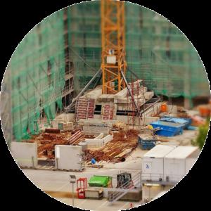 Baudokumentation Drohnen-Fotografie und Video